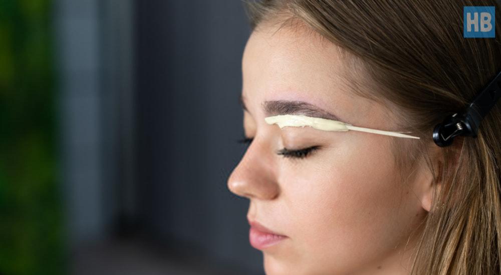 eyebrow waxing kit